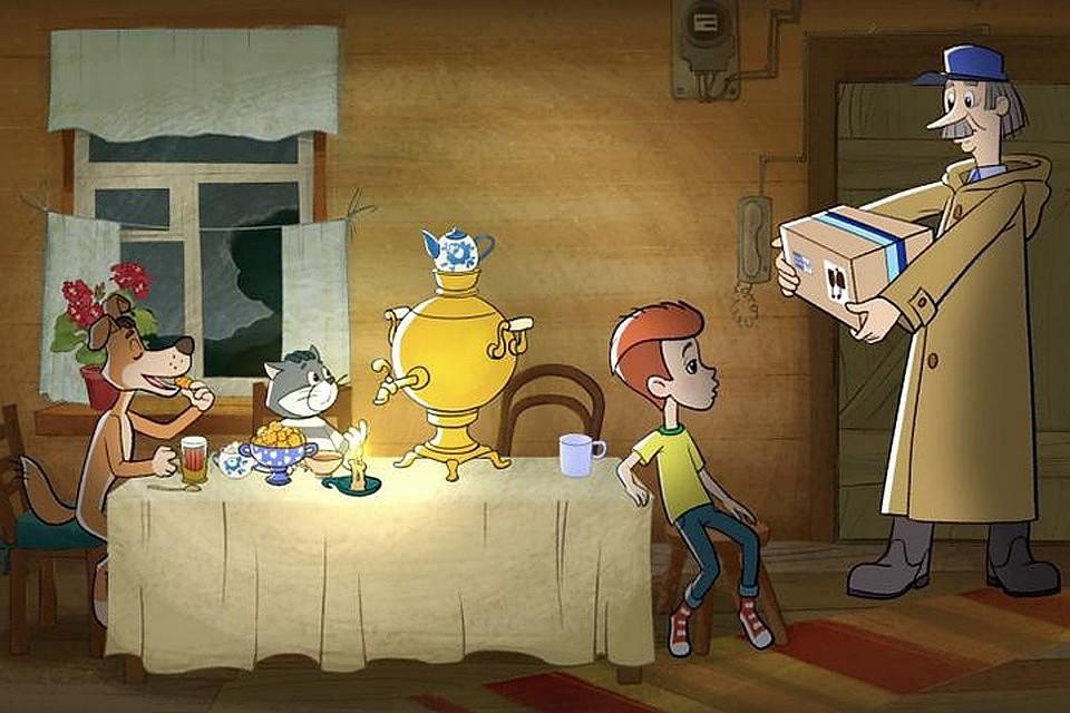 «Союзмультфильм» выпустил вторую серию «Простоквашино»