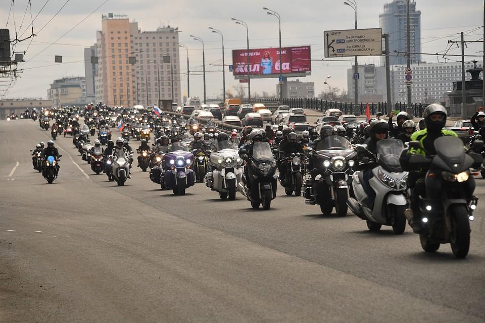 С неувязками при попытках купить ОСАГО столкнулись мотоциклисты Московского региона
