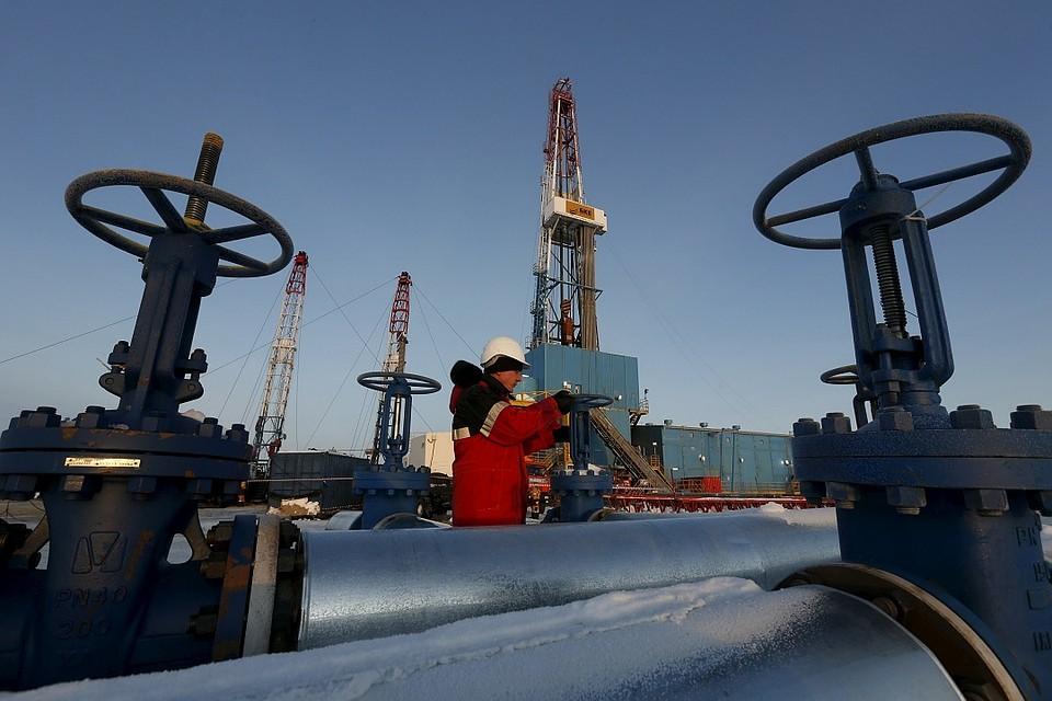 ВРоссии выросли доходы отэкспорта нефти