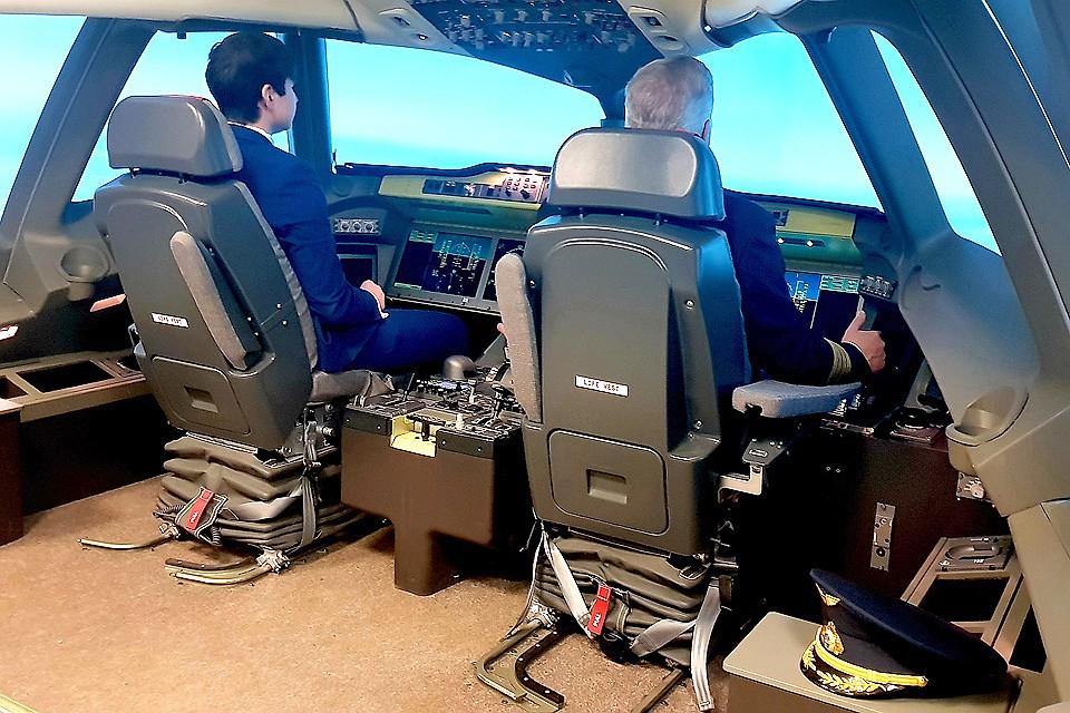 Собянин поручил сделать в столице России авиационный детский технопарк