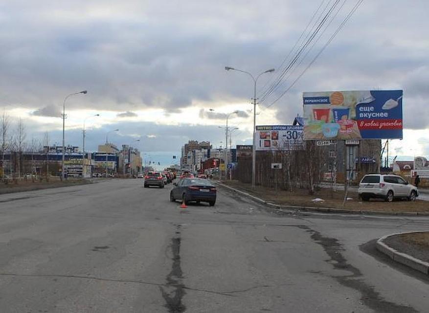 ВБашкирии столкнулись «Киа» и«Ниссан»: имеется пострадавший