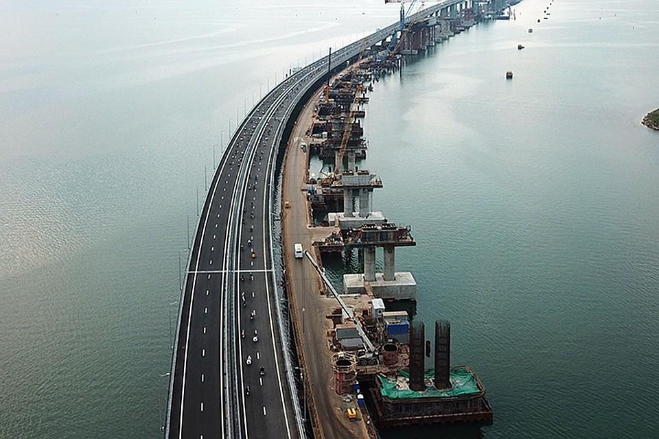 Посольство Российской Федерации  предложило Англии  построить мост через Ла-Манш