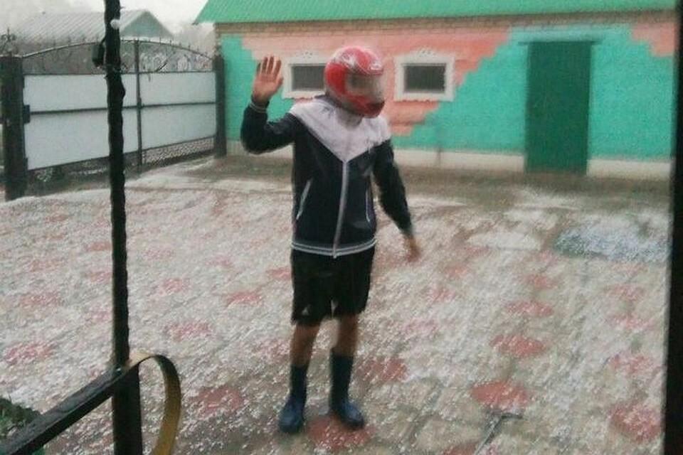 ВБашкирии объявлено штормовое предупреждение: ожидаются ливни иград