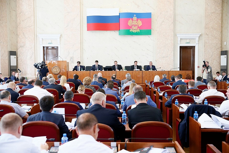 Бюджет Краснодарского края увеличен на5,8 млрд руб.