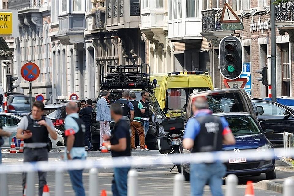 ИГ* взяла насебя ответственность заатаку вбельгийском Льеже