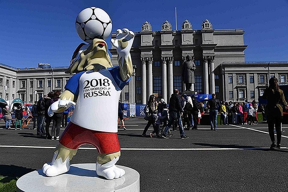 ФИФА ждет  рекордный заработок  отЧМ