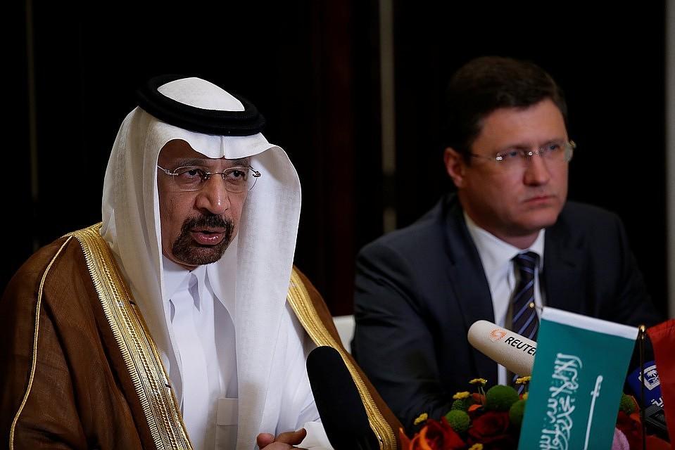 Российская Федерация  иСаудовская Аравия попробуют расширить список участников ОПЕК+