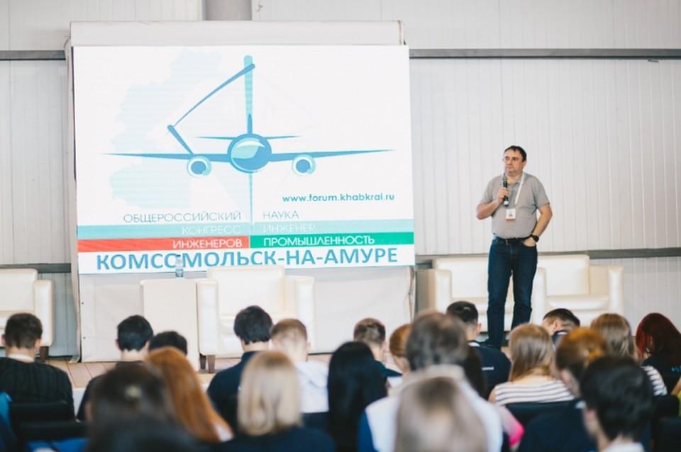 Юрий Чайка поручил реализовывать молодежные инженерные проекты наплощадках Комсомольска-на-Амуре