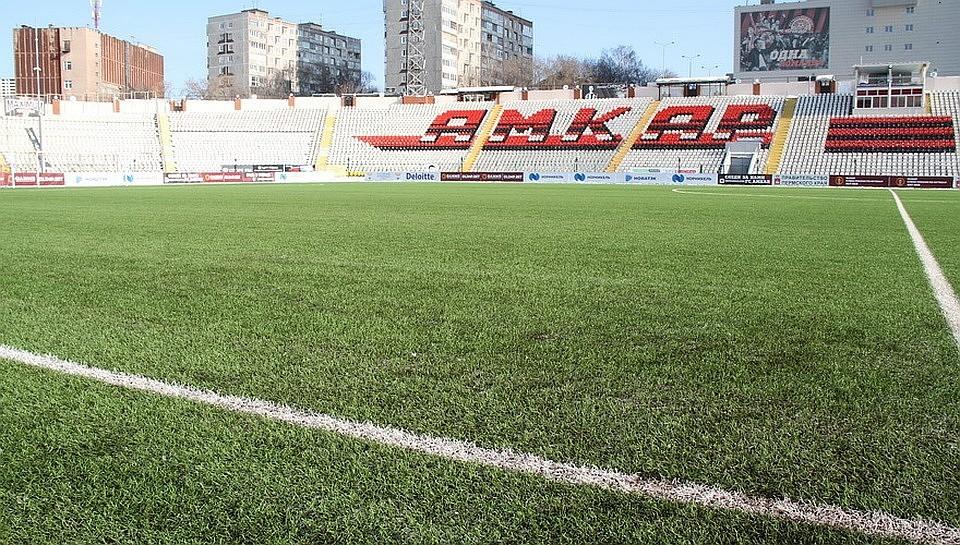 Стадион «Звезда» передан «Центру спортивной подготовки Пермского края»
