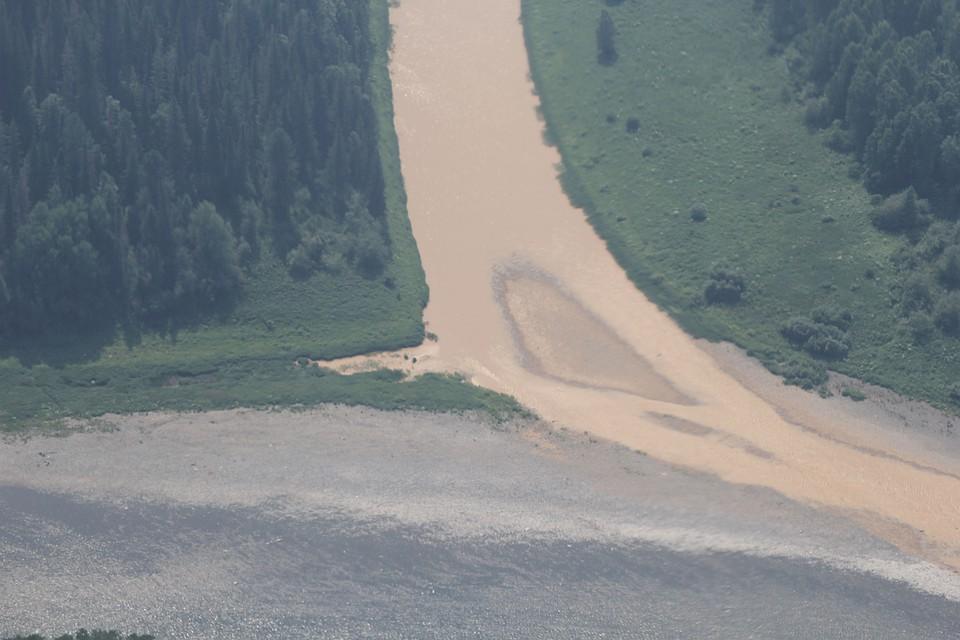 Генпрокуратура проверит данные озагрязнении реки вКузбассе