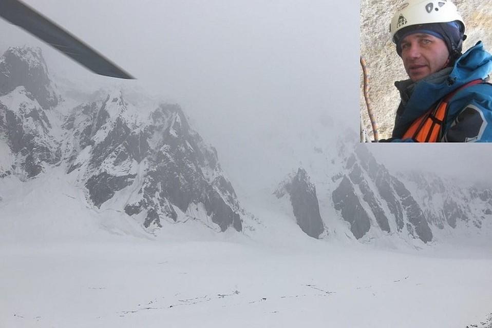 Вгорах Пакистана умер русский альпинист