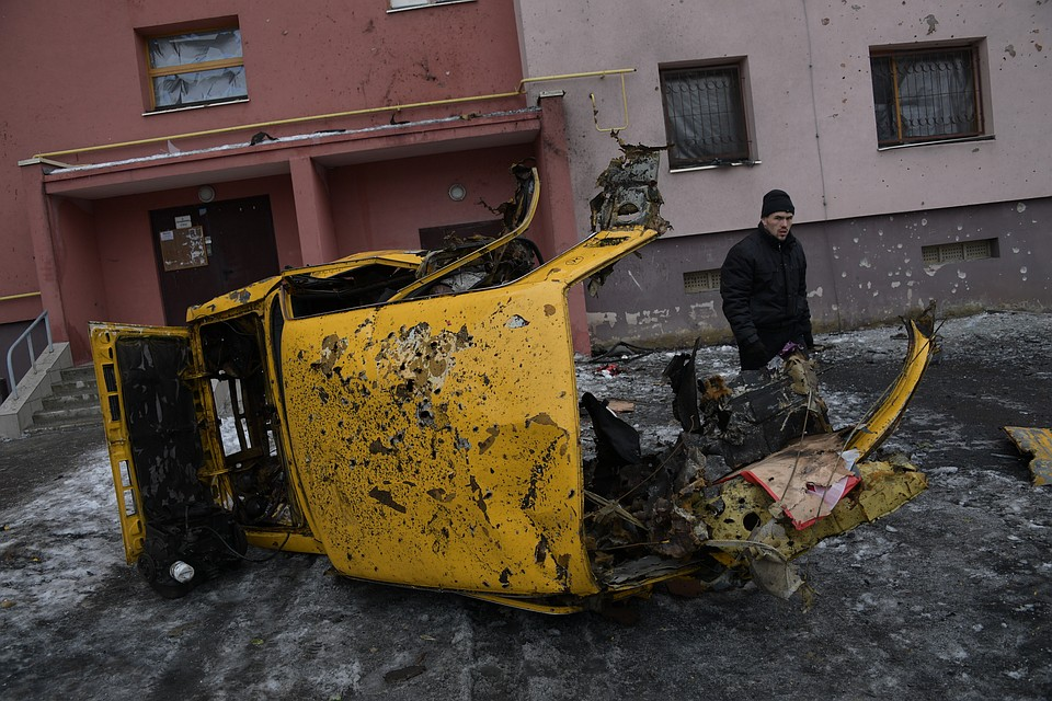 СКРФ возбудил три новых уголовных дела пофакту обстрелов вДонбассе