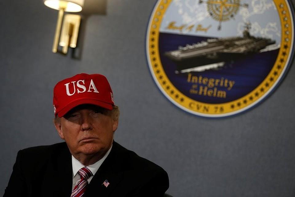 Американские чиновники поведали  опроблемах Трампа сгеографией ипротоколом