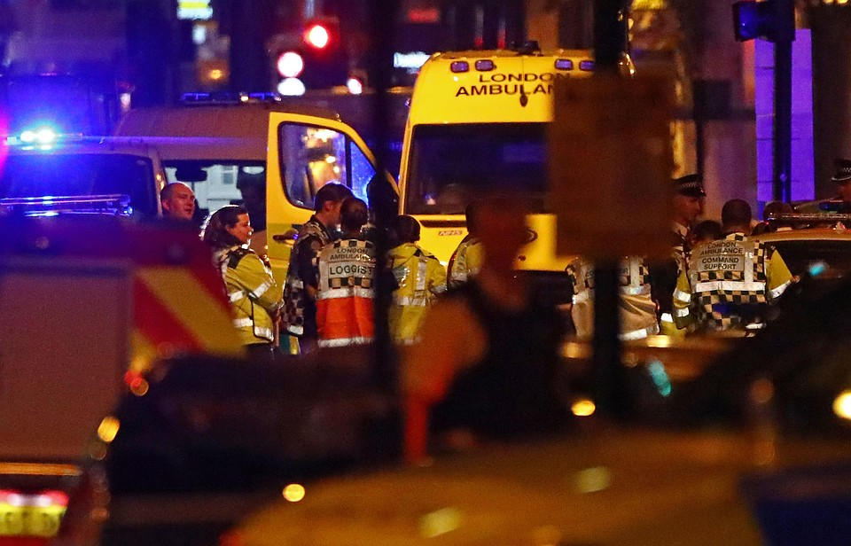 Три человека пострадало впроцессе перестрелки встолице Англии