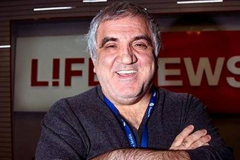 Арам Габрелянов покинул должность гендиректора холдинга News Media