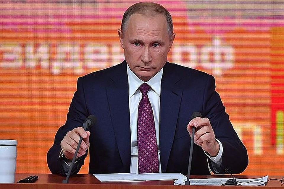 В РФ появятся территории свысокой концентрацией научных исследований— Путин