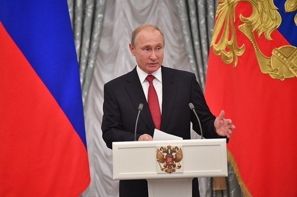 Владимир Путин сегодня посетит Новосибирск срабочим визитом
