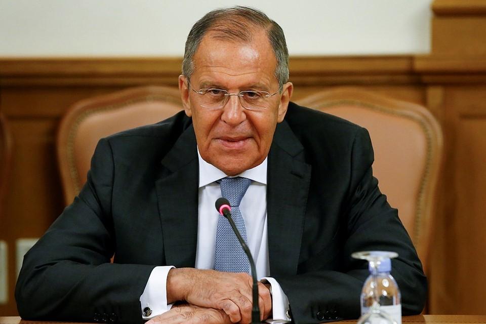 Санкции против РФ— Лавров рассказал обответе столицы