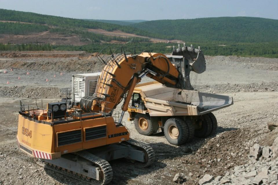 ВХабаровском крае золотые месторождения реализуют за950 млн руб.