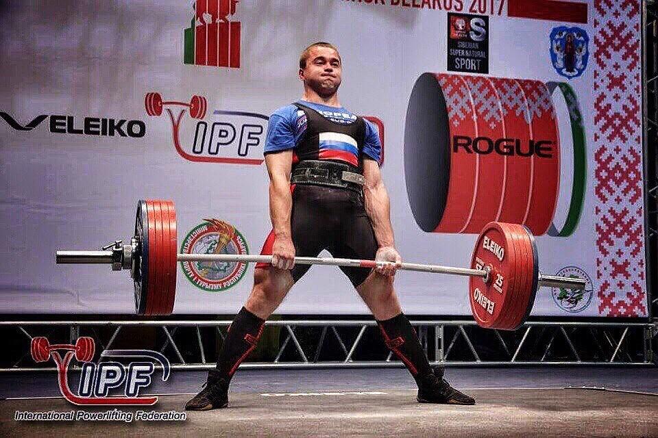 Спортсмен изУдмуртии стал вторым напервенстве мира попауэрлифтингу