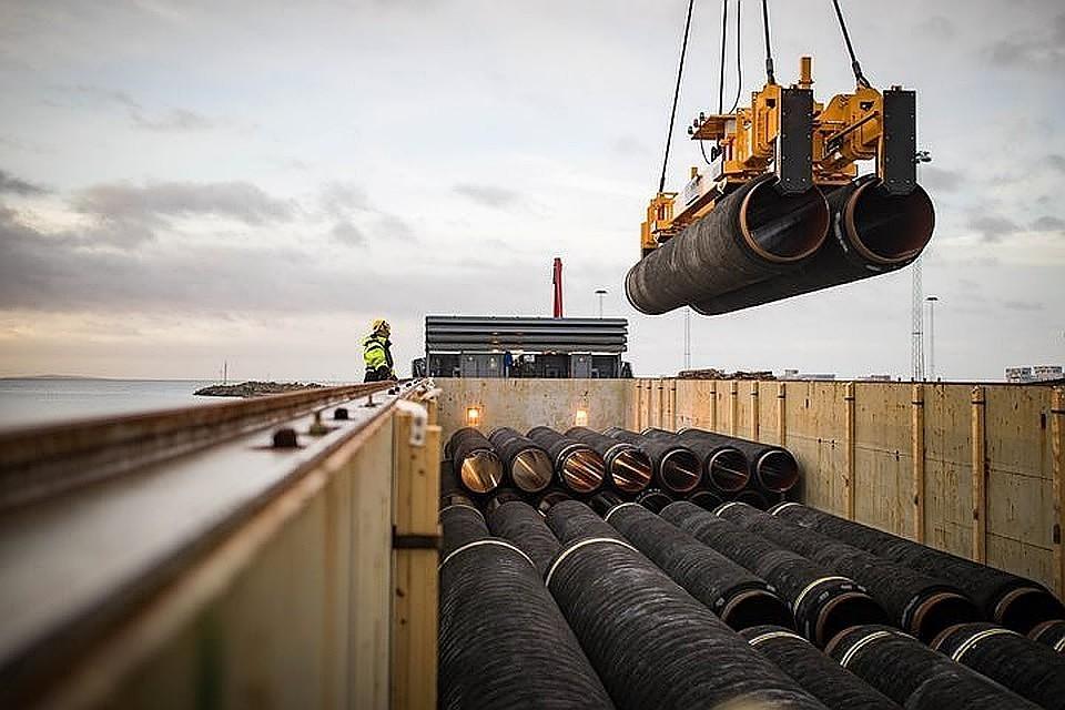 США намерены ввести санкции против «Северного потока— 2»