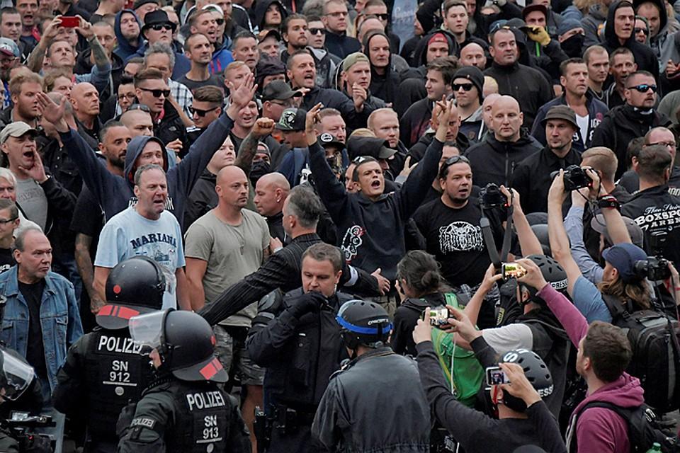В этом тихом городке начались самые массовые в новейшей истории Саксонии протестные митинги