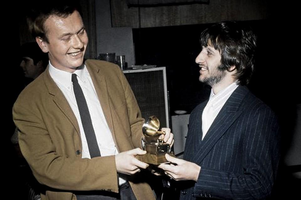 Ввозрасте 72 лет скончался звукорежиссер группы The Beatles Джефф Эмерик
