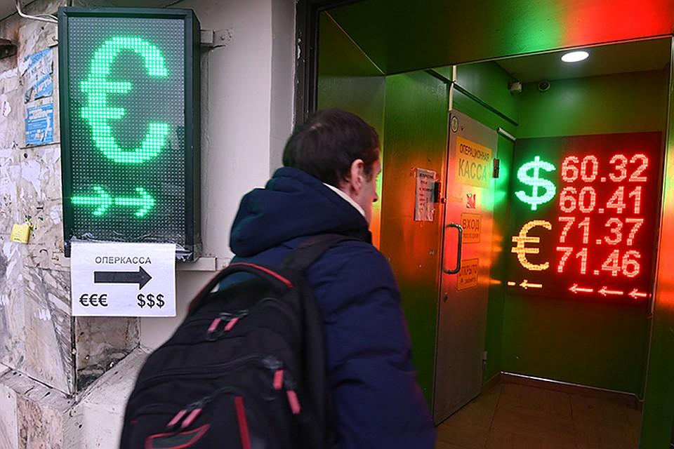 Доллар снизился ковсем валютам развитых стран