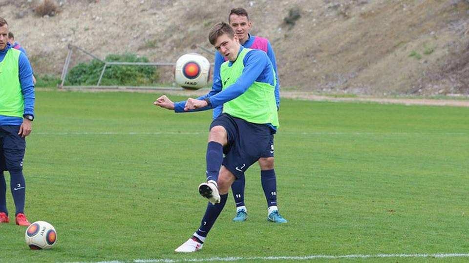 Соболев считается молодой звездой команды
