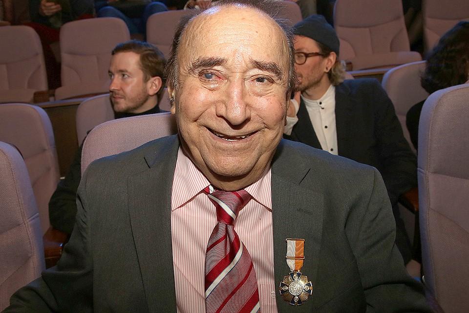 Скончался Степан Пучинян— советский кинорежиссер, народный артист Российской Федерации