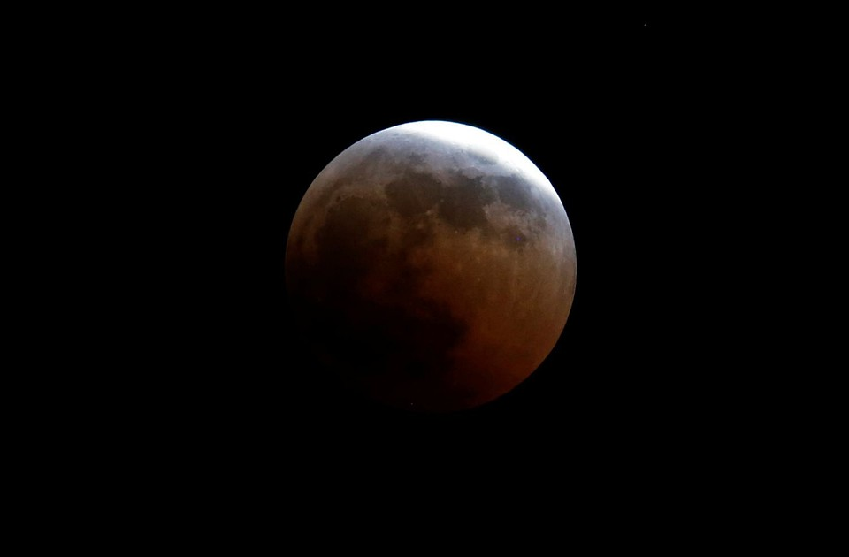 Граждане столицы смогут увидеть сближение Луны сМарсом 18октября