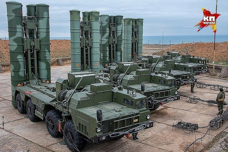 National Interest оценил русский ЗРК С-400