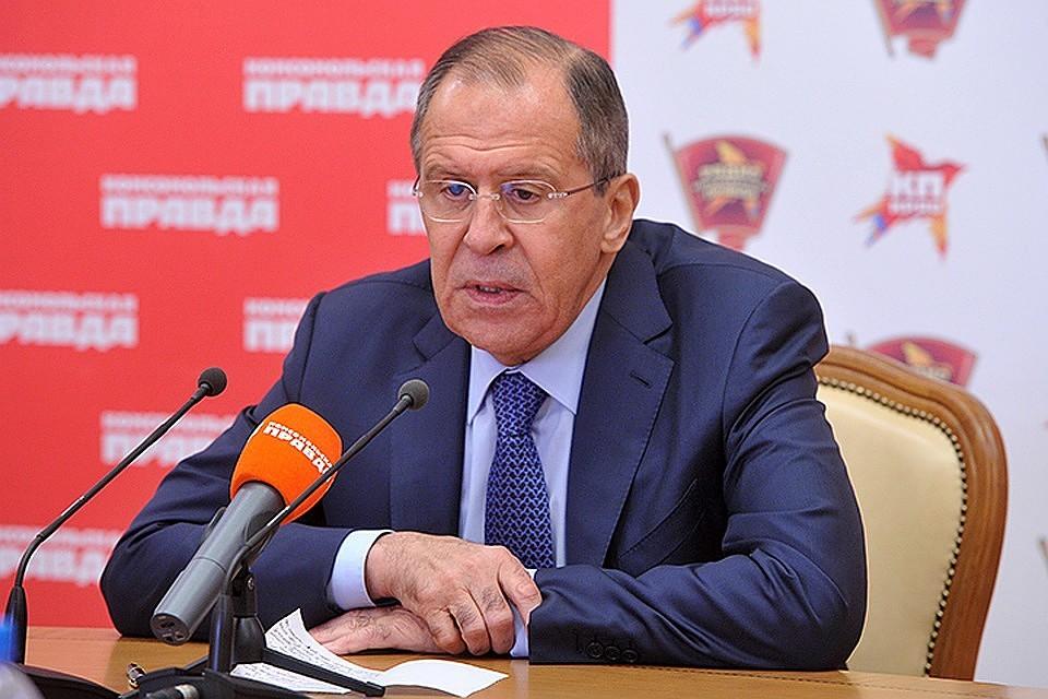 Сергей Лавров назвал причину расхождений между Россией иЗападом