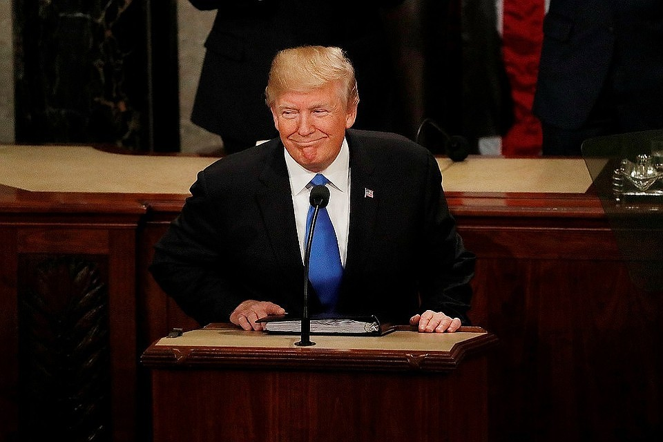 ВСША сняли сэфира «расистский» предвыборный ролик Трампа