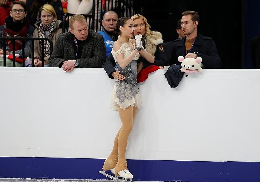 Софья Самодурова: яеще непоняла, что стала чемпионкой
