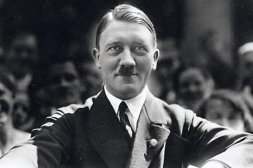 ВГермании неудалось реализовать  «картины Гитлера»