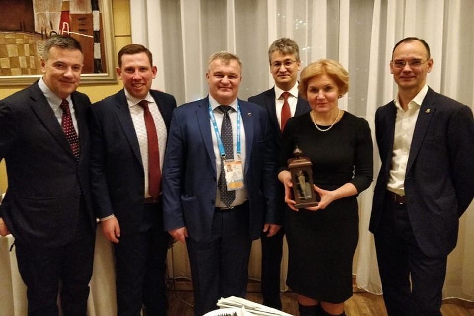 Кузбасская делегация доказала что регион готов принять Международные спортивные игры