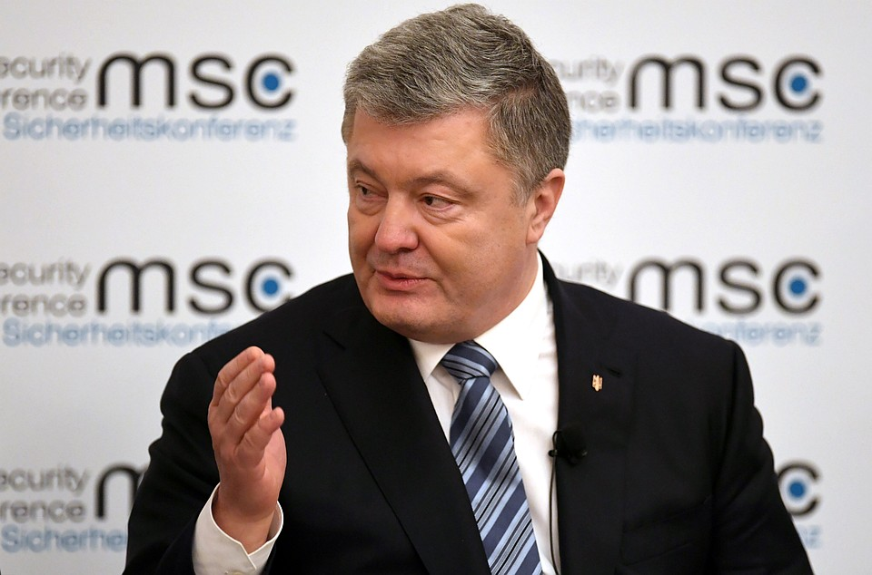 Порошенко назвал причину, почему Украина неможет закончить стрелять
