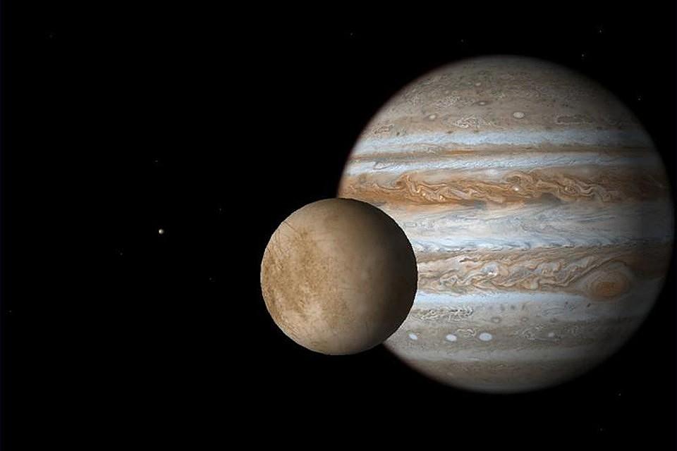 Шведские астрофизики сообщили оперемещении Юпитера на новейшую орбиту