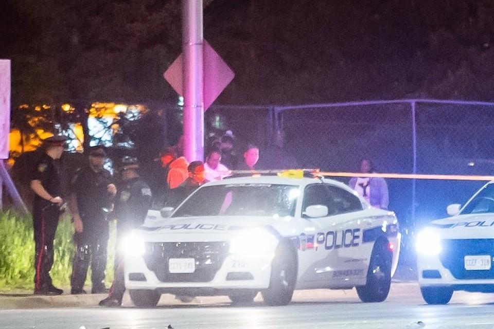 Стрельба вцеркви вКанаде: один человек убит, 2-ой  ранен