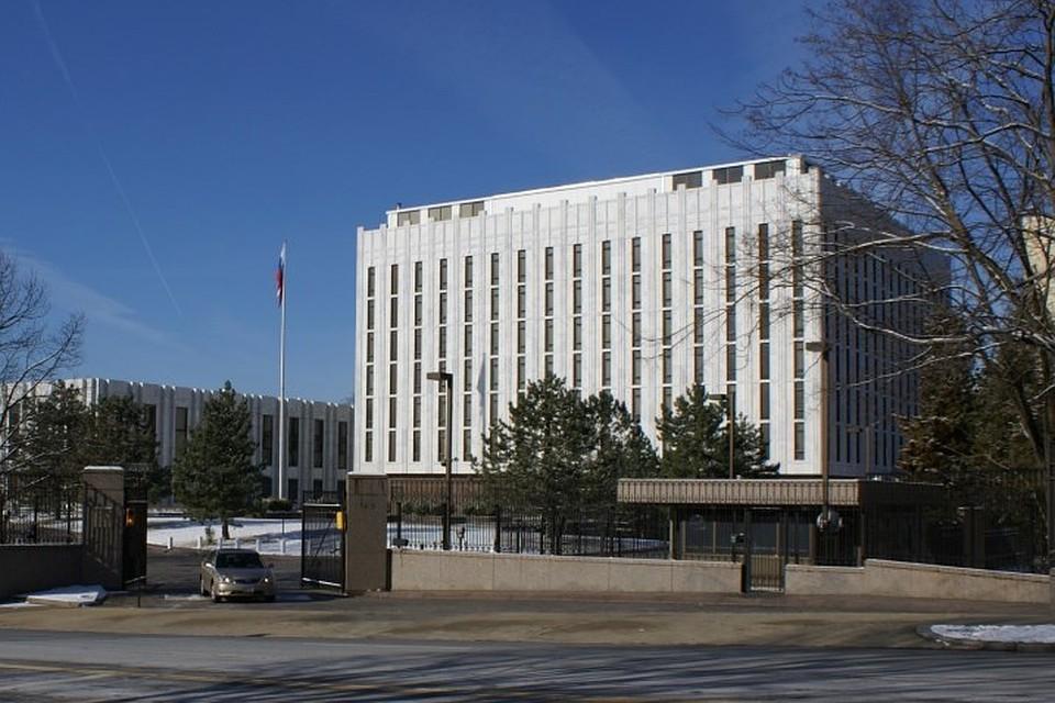 Посольство РФ в США следит за ситуацией с арестом россиянина Олега Тищенко
