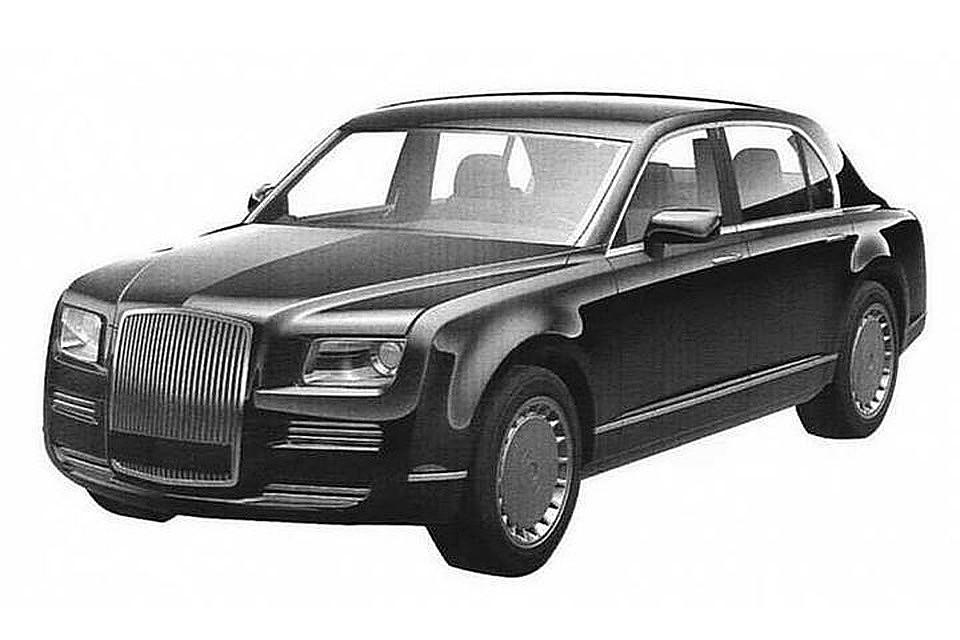 Доначала осени в РФ могут объявить розничную цену наавтомобили Aurus