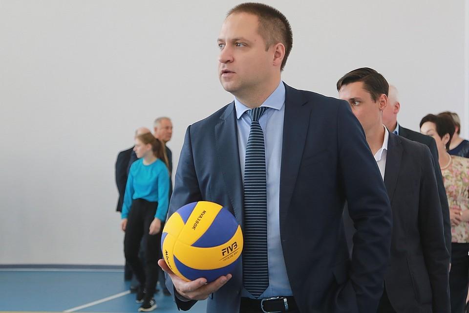 Министр спорта Красноярского края может покинуть собственный пост