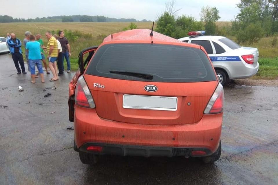 ВДТП спассажирским автобусом вТульской области умер один человек