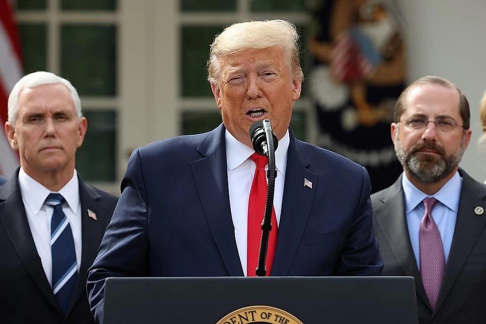 Коронавирус— Трамп временно остановил иммиграцию вСША