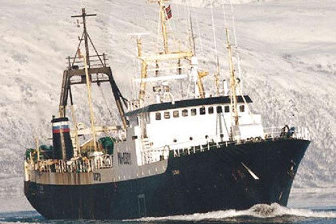 капитан рыбацкого судна