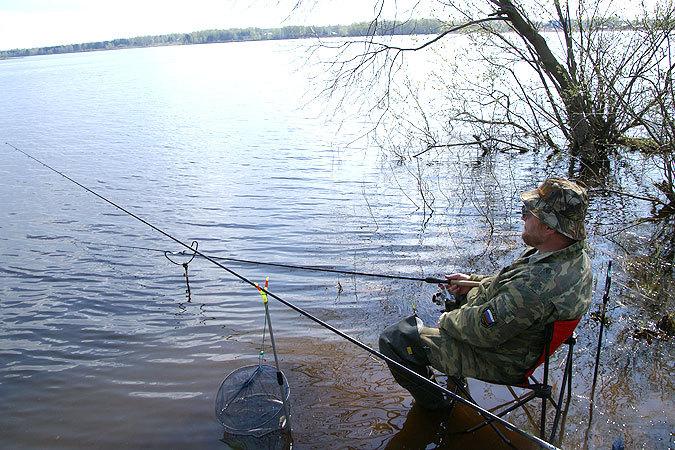 где порыбачить в рязанской области на спиннинг