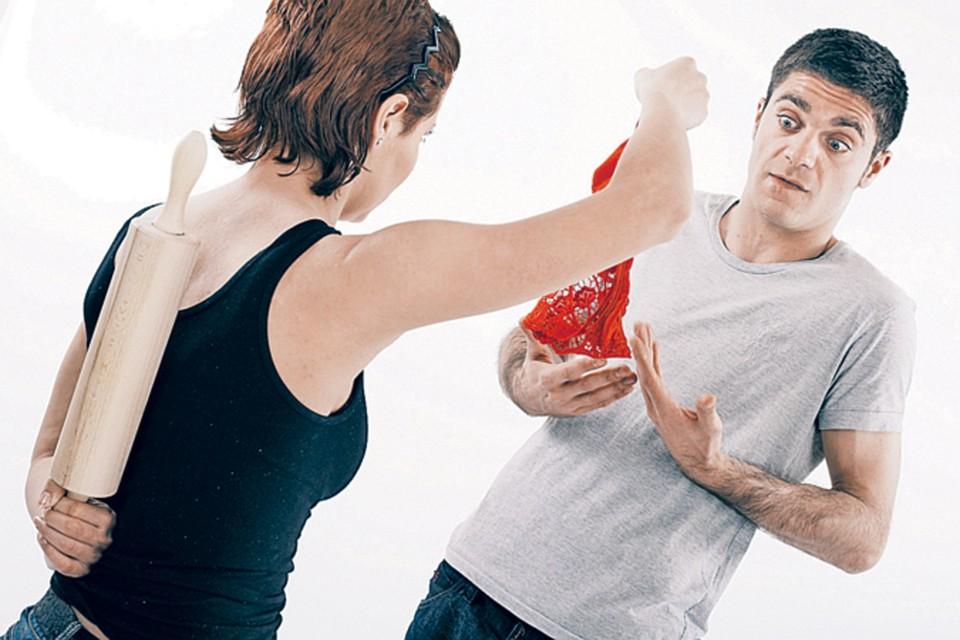 Отношение мужчин к ревности женщин 4