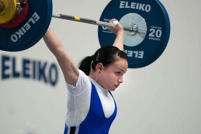 19-летняя Кристина Йову завоевала для Молдовы бронзу!