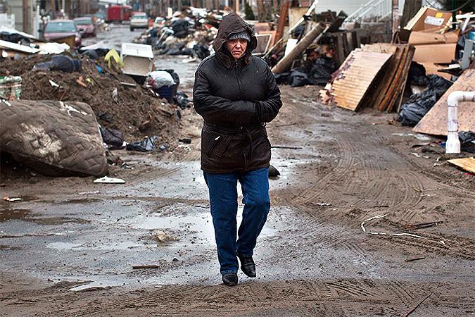 Пострадавших от урагана в Нью-Йорке поселят в тюрьме